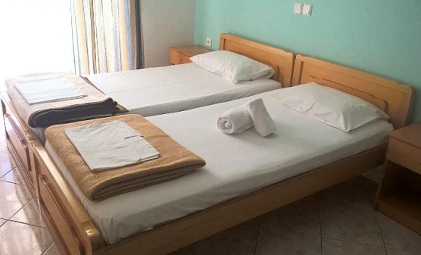 Maria Vila Tasos grcka apartmani letovanje soba