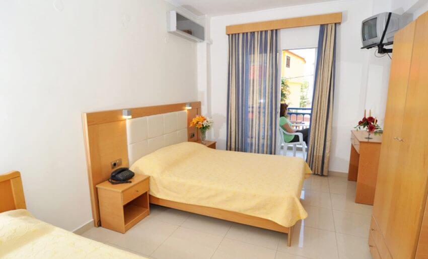 Maria Vila Tasos grcka apartmani letovanje sobe