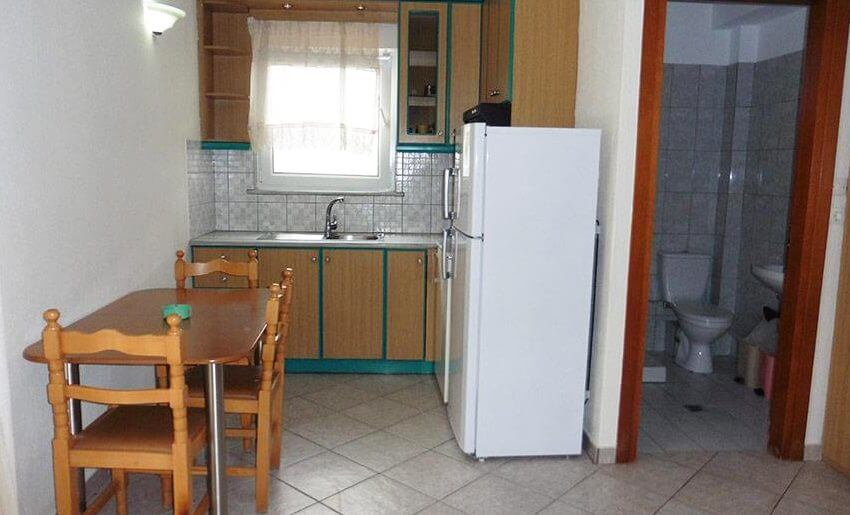 Mary 1 Vila Tasos grcka letovanje apartmani studio