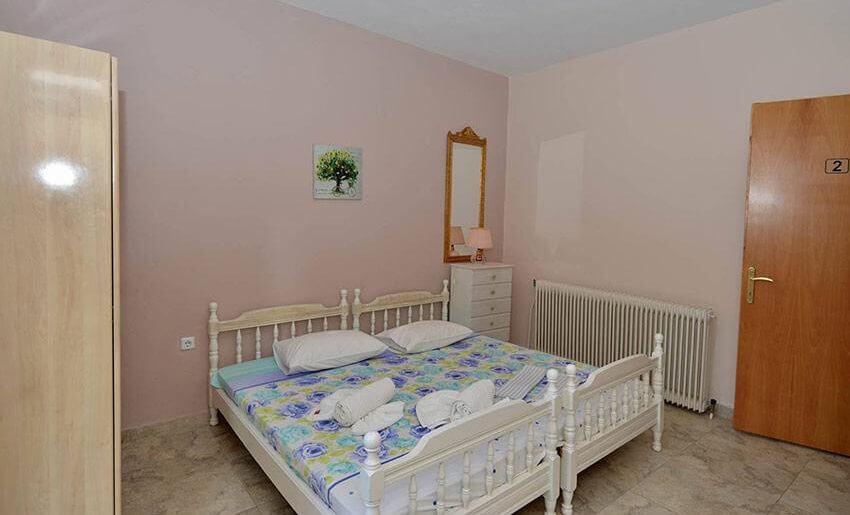 Rodolfos Inn Vila Tasos grcka letovanje apartmani bungalovi