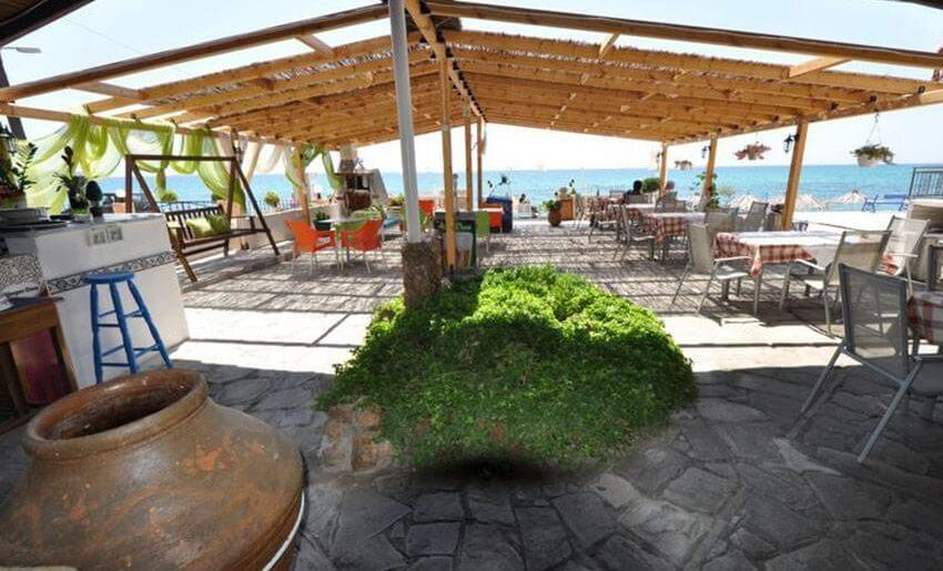 Rodolfos Inn Vila Tasos grcka letovanje apartmani plaza