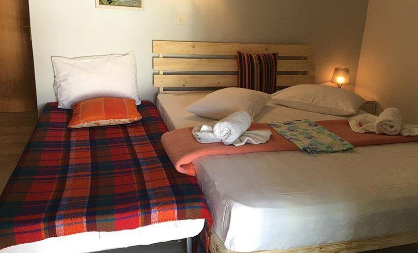 Rodolfos Inn Vila Tasos grcka letovanje apartmani pomocni lezaj