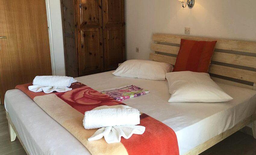 Rodolfos Inn Vila Tasos grcka letovanje apartmani soba dvokrevetna