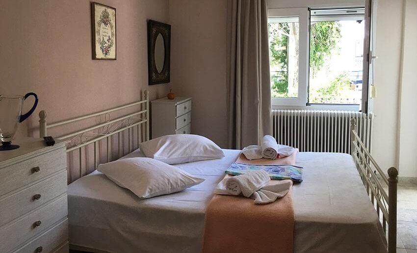 Rodolfos Inn Vila Tasos grcka letovanje apartmani soba