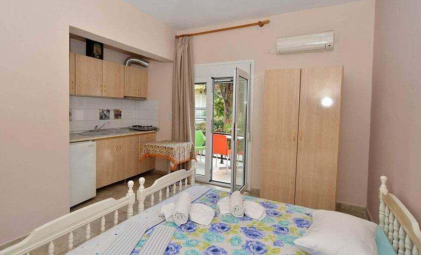 Rodolfos Inn Vila Tasos grcka letovanje apartmani studio