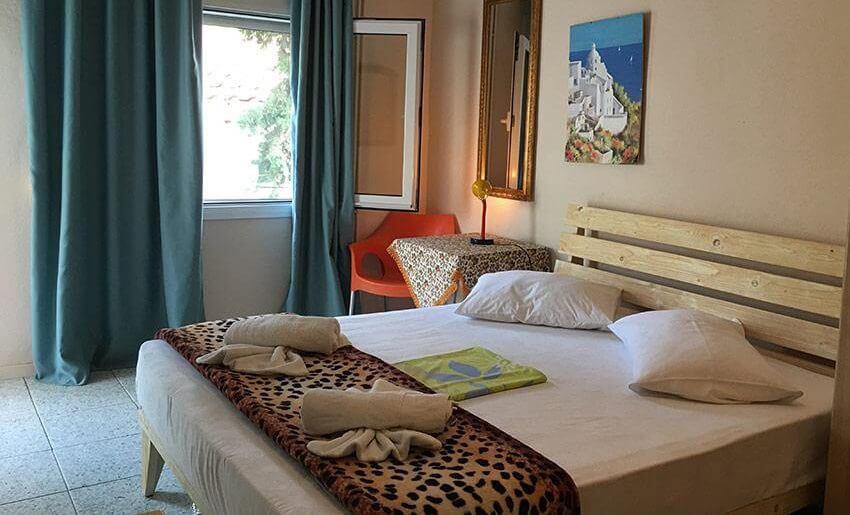 Rodolfos Inn Vila Tasos grcka letovanje bungalov