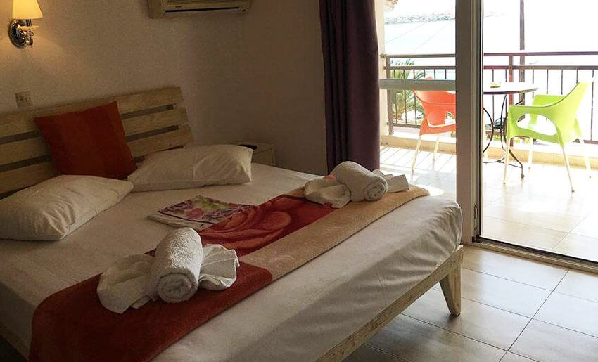 Rodolfos Inn Vila Tasos grcka letovanje bungalovi