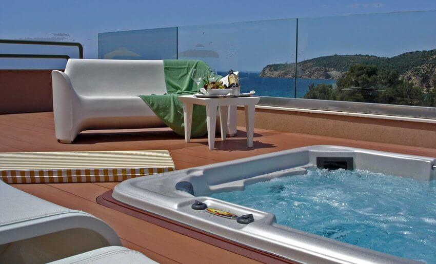 Royal Paradise Beach Hotel djakuzi