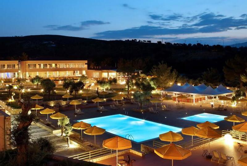 Royal Paradise Beach Hotel potos tasos grcka letovanje 1