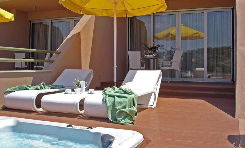 Royal Paradise Beach Hotel tasos grcka smestaj