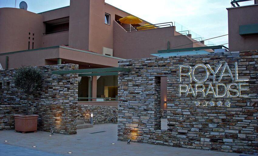 Royal Paradise Beach Hotel tasos