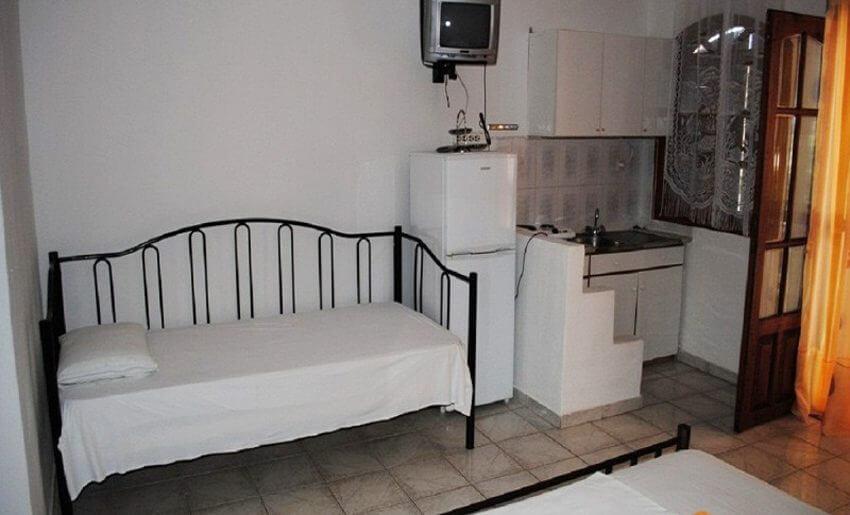Sofia Vila Tasos Letovanje Grcka apartman studio