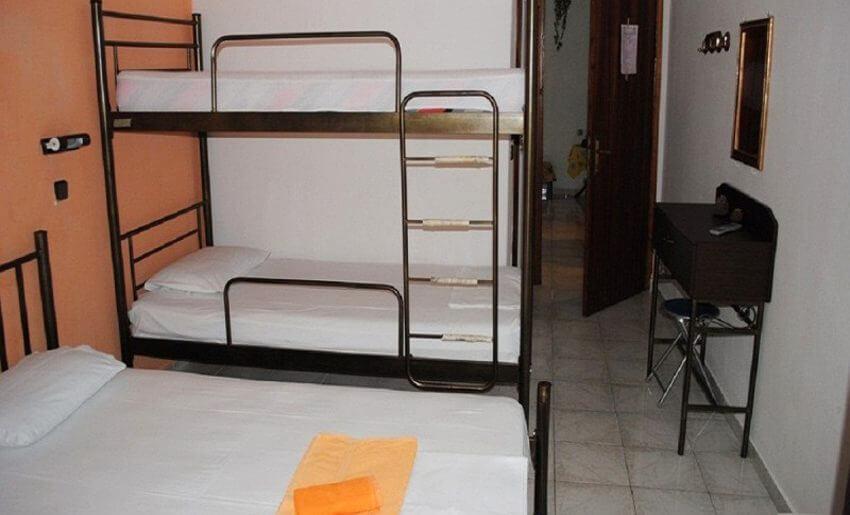 Sofia Vila Tasos Letovanje Grcka apartmani soba