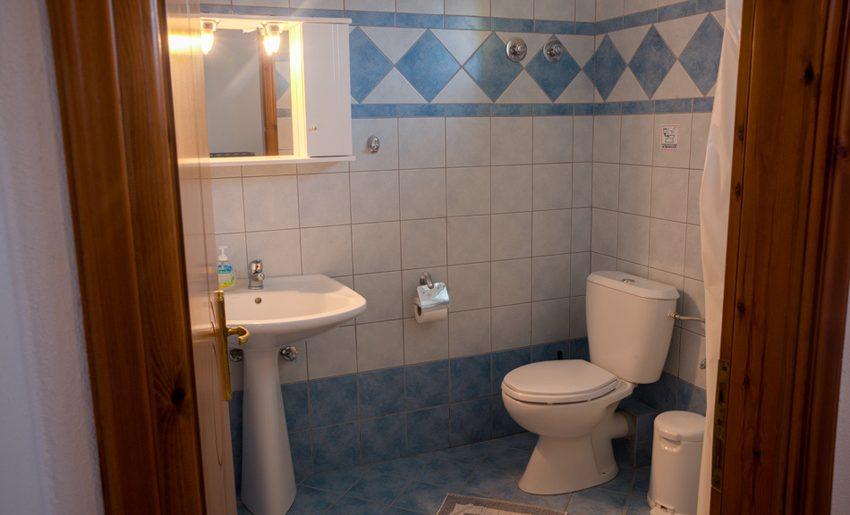 Suzana Vila Tasos grcka apartmani letovanje kupatilo