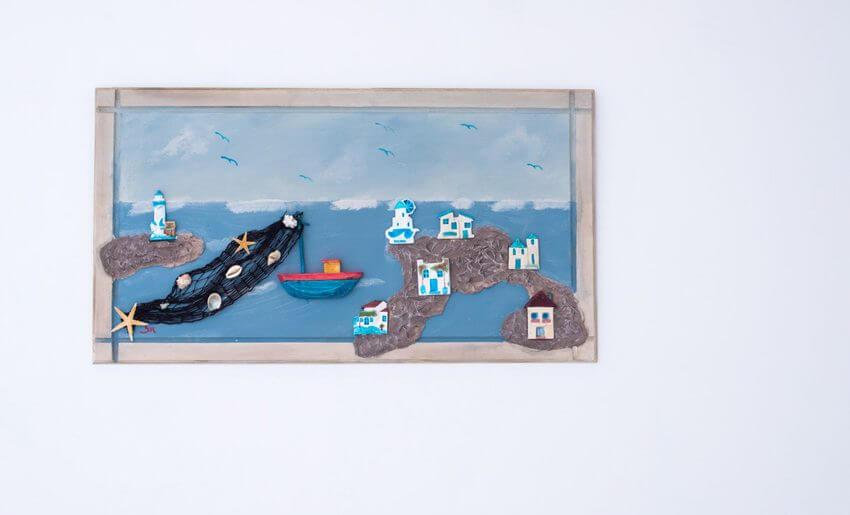 Suzana Vila Tasos letovanje grcka slika