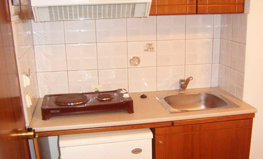Toula Vila Tasos Grcka letovanje kuhinja