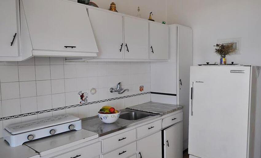 Vaso 2 Vila Tasos smestaj grcka apartmani letovanje kuhinja