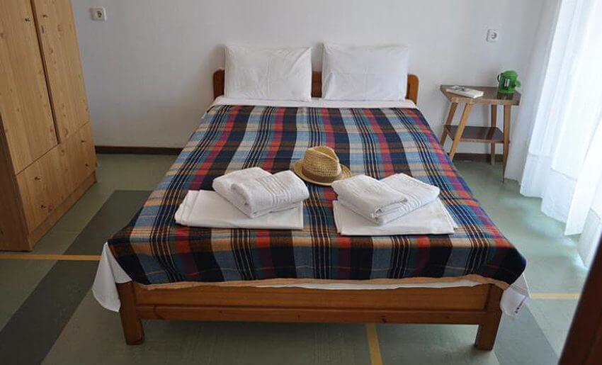 Vaso 2 Vila Tasos smestaj grcka apartmani letovanje soba