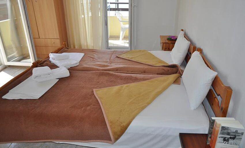 Vaso 2 Vila Tasos smestaj grcka apartmani soba