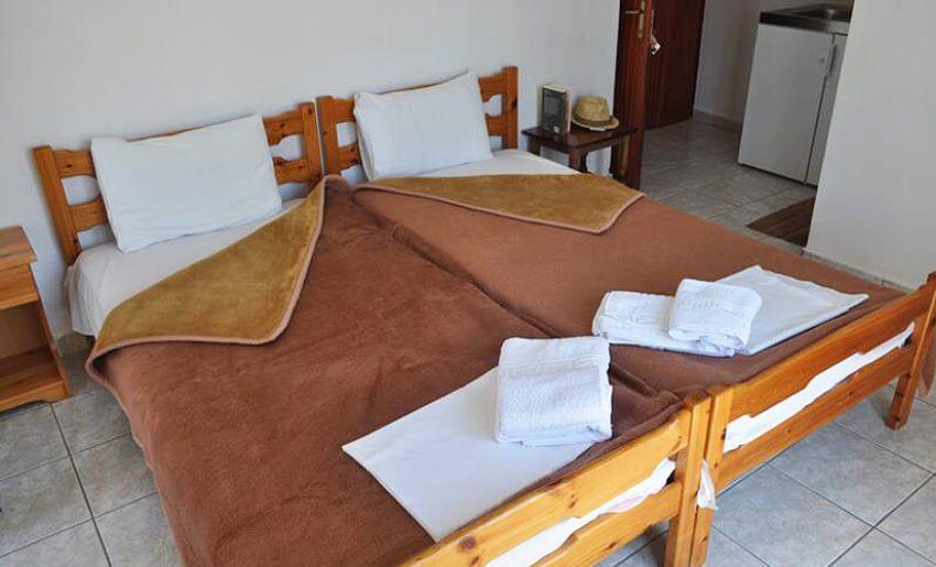 Vaso 2 Vila Tasos smestaj grcka apartmani studio