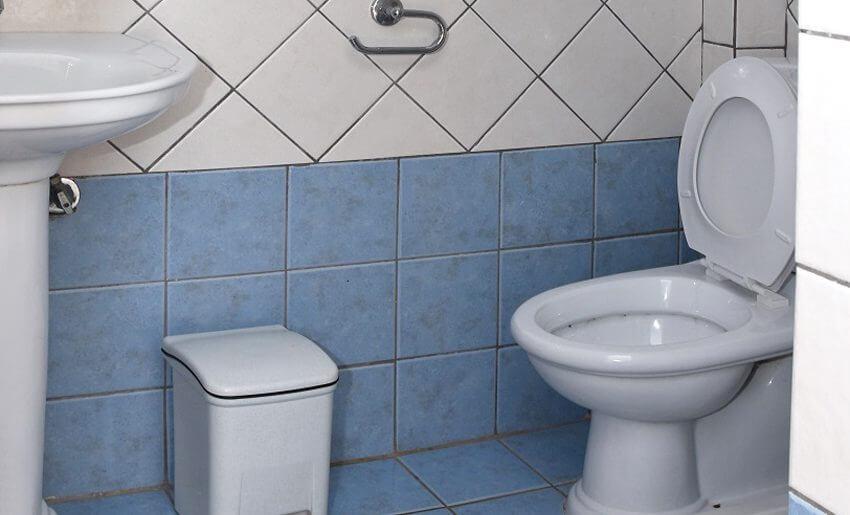 Vaso Vila Tasos grcka letovanje smestaj kupatilo