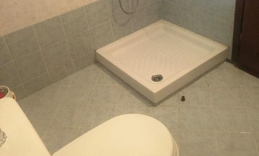 Vergina Vila Tasos grcka letovanje apartmani kupatilo