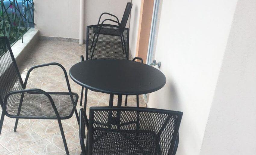 Vergina Vila Tasos grcka letovanje apartmani terasica