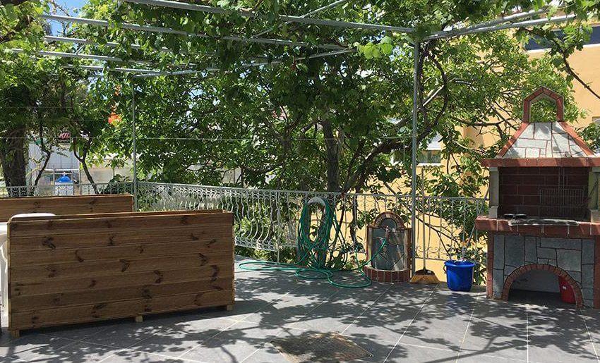 Vila Dorotea tasos grcka apartmani letovanje rostilj