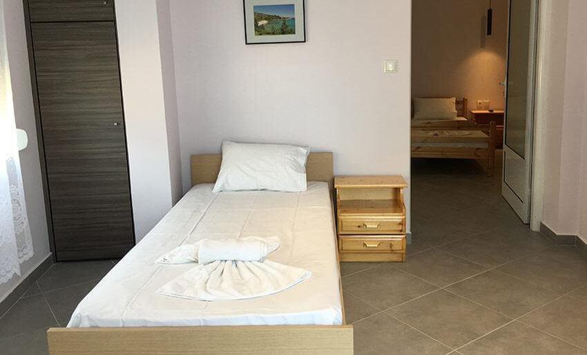 Vila Dorotea tasos grcka apartmani letovanje soba