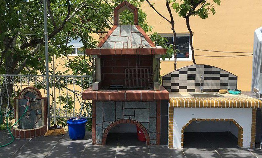 Vila Dorotea tasos grcka apartmani rostilj