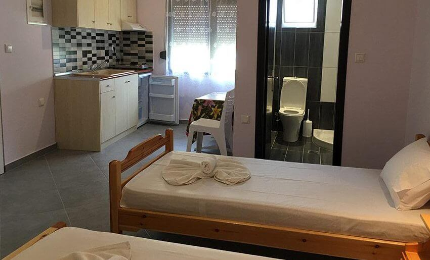 Vila Dorotea tasos grcka apartmani studio