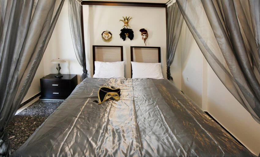 Zanet Vila Tasos grcka dvokrevetna soba