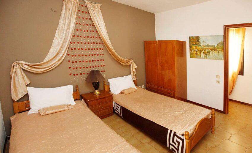 Zanet Vila Tasos grcka letovanje dvokrevetni apartman