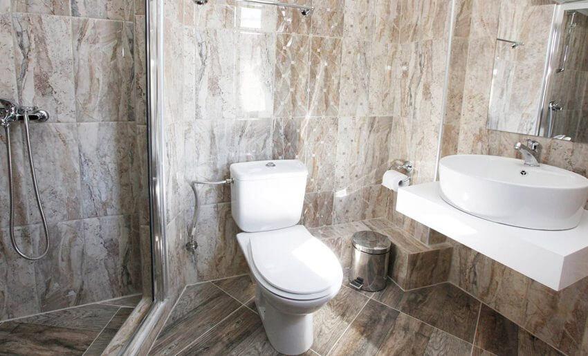 Zanet Vila Tasos grcka letovanje kupatilo