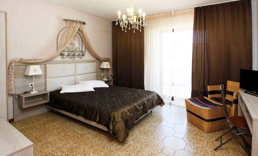 Zanet Vila Tasos grcka soba