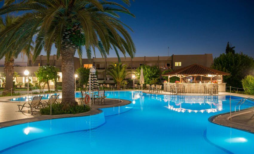 hotel aethria tasos smestaj grcka letovanje bazeni