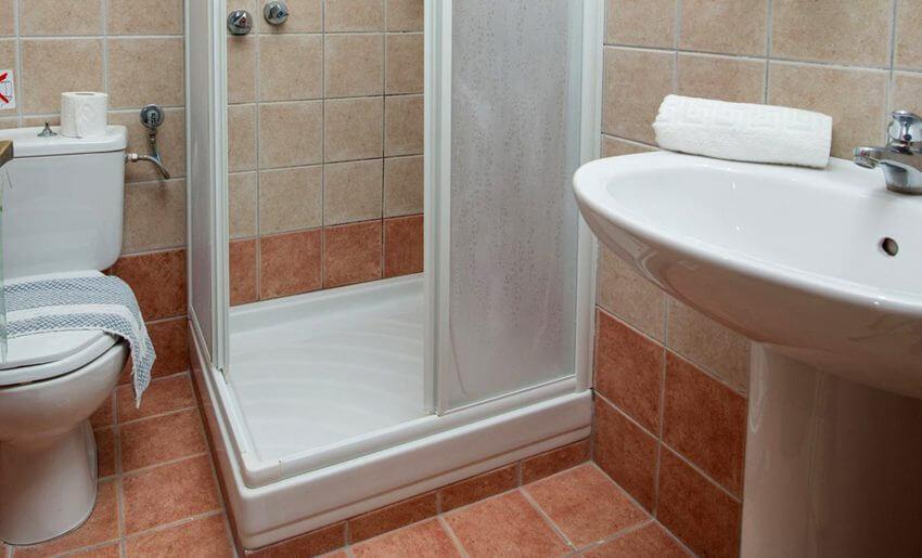 hotel aethria tasos smestaj grcka letovanje kupatilo