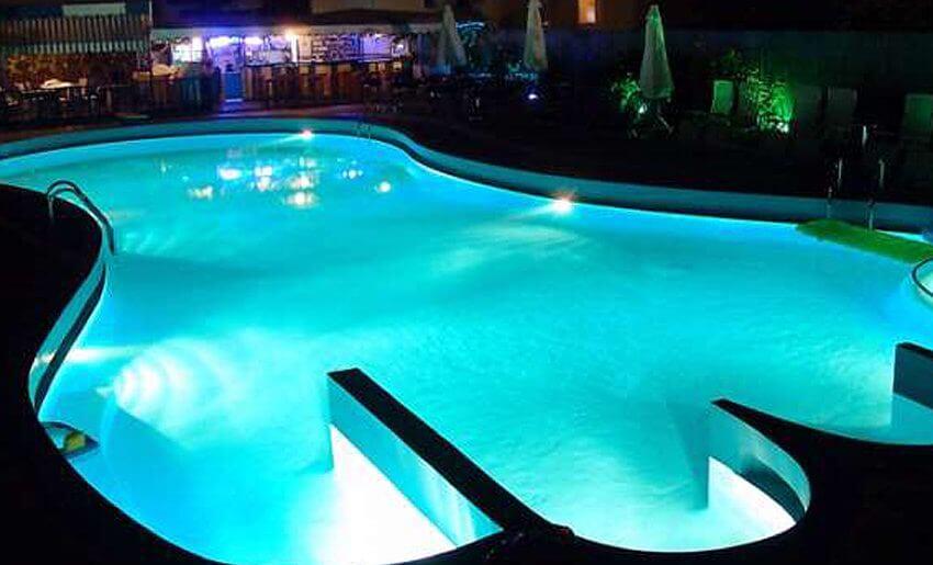 hotel makedon smestaj na tasosu bazen