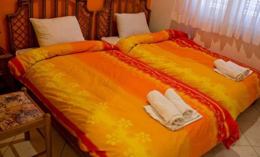 hotel potos smestaj na tasosu grcka hoteli dvokrevetna soba