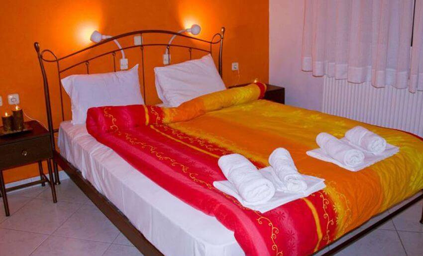 hotel potos smestaj na tasosu grcka hoteli soba