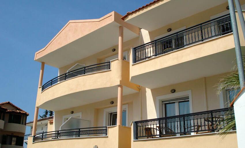 hotel rachoni resort tasos grcka letovanje