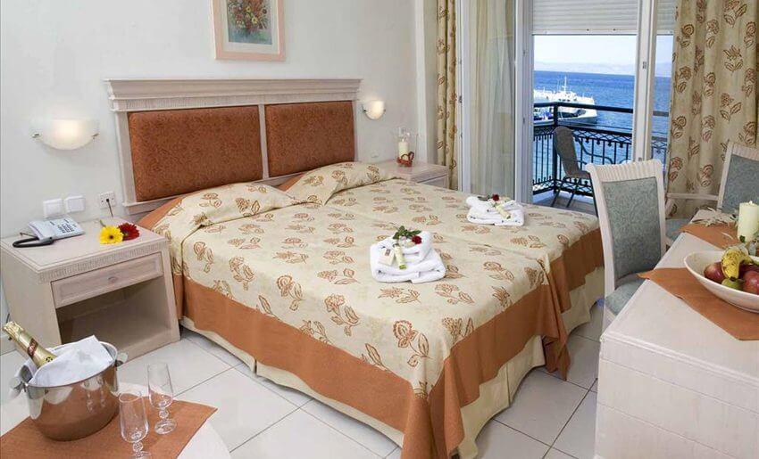 hotel timoleon smestaj na tasosu grcka letovanje apartmani