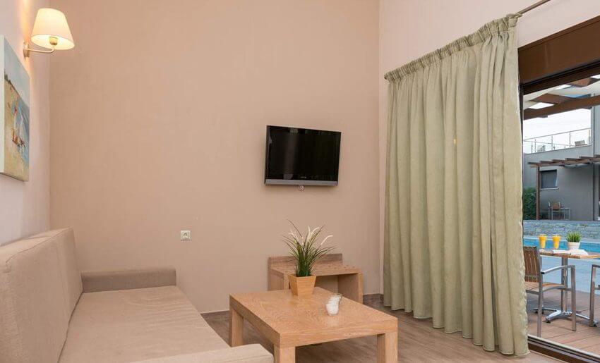marys residence suites hotem smestaj grcka apratmani letovanje sobe