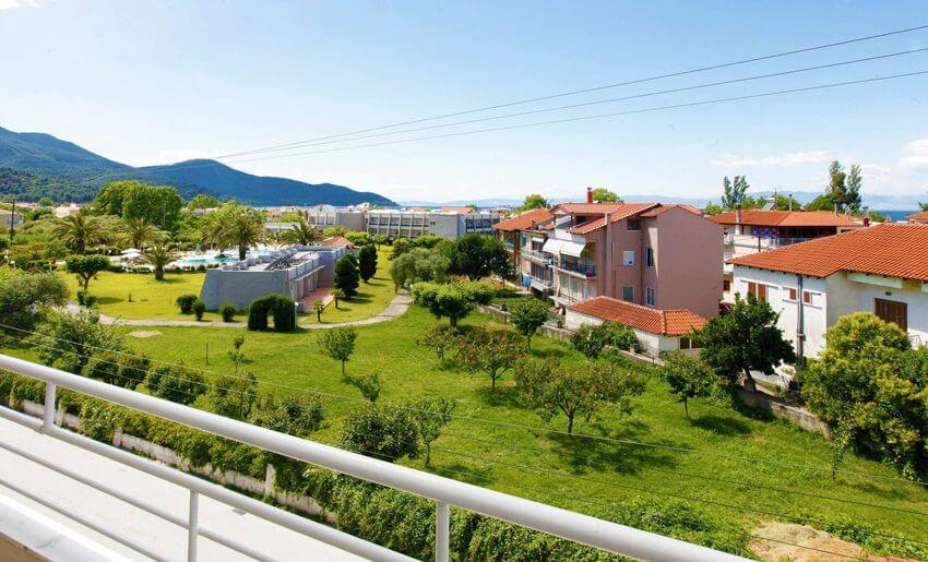 meresi vila tasos grcka letovanje pogled sa terase