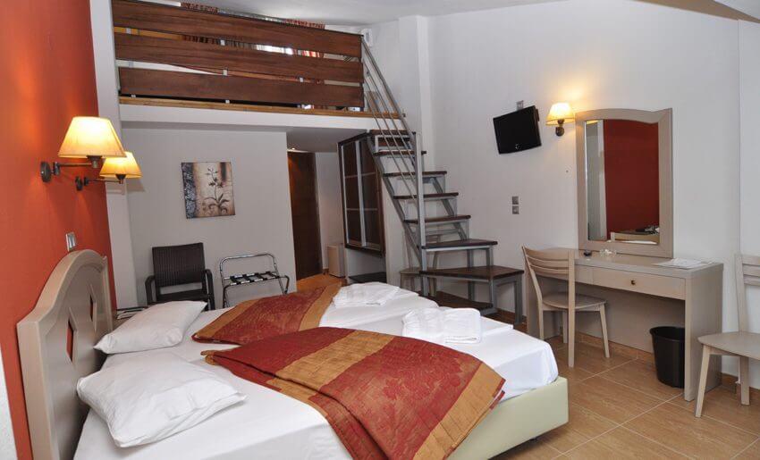 thalassies hotel tasos smestaj