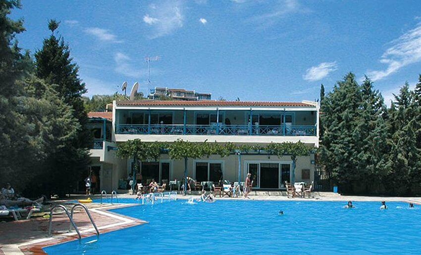trypiti hotel tasos grcka letovanje grcka apartmani bazen