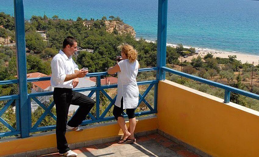 trypiti hotel tasos grcka letovanje grcka apartmani terasa