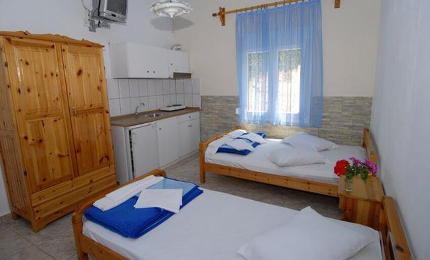 Aegean Hotel tasos grcka studio