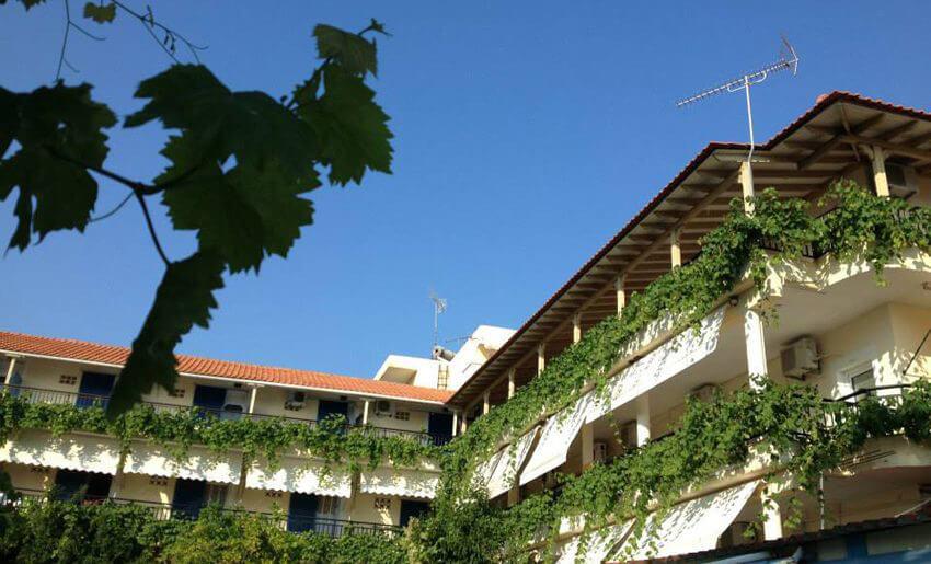 Aegean Hotel tasos grcka