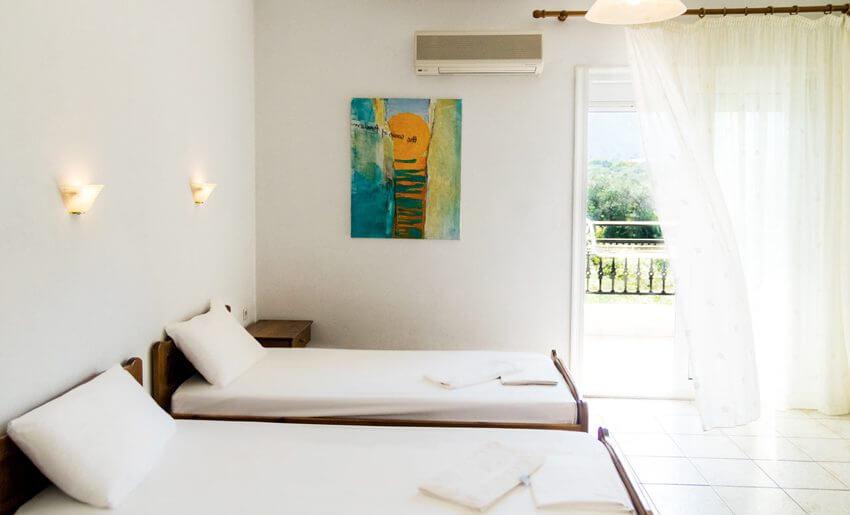 Aegli Hotel Tasos smestaj grcka